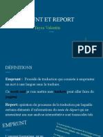 2 EMPRUNT ET REPORT (1)