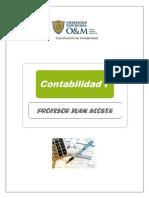 Manual de Contabilidad I