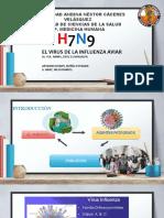 Gripe Aviar A H7N9