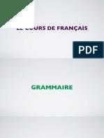 LE LIVRE DE FRANÇAIS 1er SEMESTRE (1)