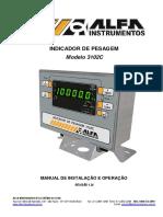 Alpha Manual3102c