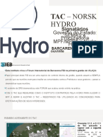 TAC – NORSK HYDRO