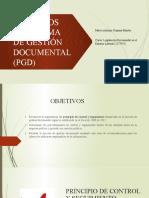 PRINCIPIO PGD