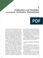 INTRODUCCIÓN A LA FISIOLOGÍA