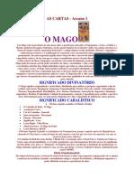 As Cartas Do Tarot (Arcanos Maiores)