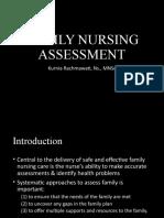 Family Nursing Assessment