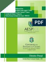 05 Apostila PEFOCE 2015 - Direito Penal