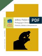 Jeffrey Palian - Pedagogía Clínica