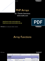 2.2 PHP Arrays - Functions