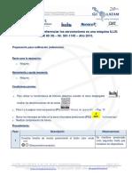 Procedimiento para Referenciar los Servomotores en una Máquina Termoformadora iILLiG Modelo RDK80 3G