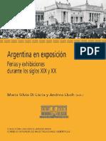 Argentina en exposición ferias y exhibiciones durante los siglos