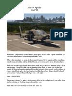 AH64A Apache