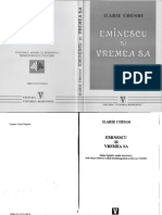 Ilarie Chendi - Eminescu și vremea sa