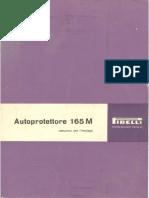 Autoprotettore Pirelli 165 M (1961)