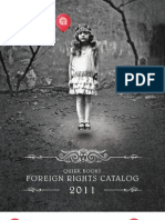 Quirk Books 2011 Foreign Rights Catalog