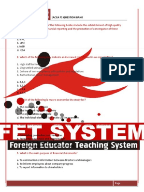 acca f1 past papers with answers free download