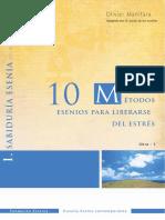 (Olivier Manitara) - 10 Metodos Esenios Para Librarse Del Estres
