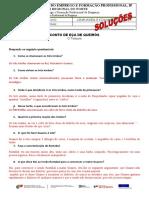 FICHA DE TRABALHO Nº8_O conto Tesouro_questionário_SOLUÇÕES