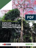 Manual Especies Forestales