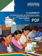 3. Cuaderno Orientaciones Metodologicas Al Facilitador