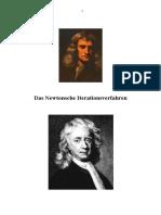 Newton Verfahren