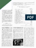 salvemos la universidad-periódico Revolución 1959-sobre la reforma universitaria y as depuraciones