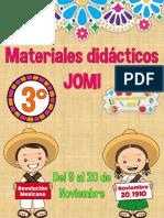 Material Didactico JOmi en Linea