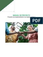 Manual de Proyecto Mejora