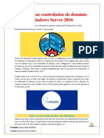 Cómo crear controlador de dominio Windows Server 2016-SOLANGE RIOFRIO