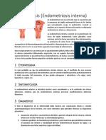 1. ADENOMIOSIS
