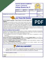 Guía de Aprendizaje Remoto No.1T Gram.Esp.Septimo