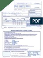 Formulario de Afiliado Subsidio Cajamag Varios (1)