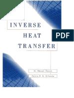 INVERSE HEAT TRANSFER- OZISIK