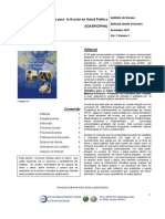 CIPHA Volume 3, Issue 1,  Spanish