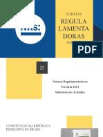 NR01 - Treinamento - Visao Geral NRs - P21 - Nov 20