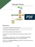 System Design Primer