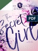 1. the Secret Girl - C.M. Stunich