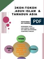 TOKOH-TOKOH TAMADUN ISLAM  & TAMADUN ASIA