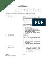 Draft Lampiran II - Ketentuan Komersial Bulk Buying Agreement [Tambahan]