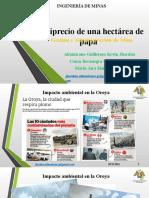 Impacto Ambiental_ La Oroya