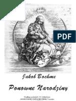 Ponowne Narodziny - Jakob Bohme