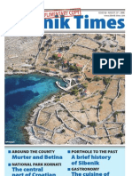 The Sibenik Times, August 23th