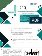 Expo-Ordenamiento Territorial en El Perú