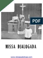 Missa Dialogada Ordinario da Missa
