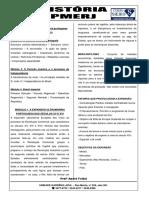 Apostila de História PMERJ (Prof. André Feital)