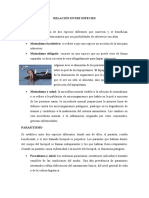 RELACION ENTRE ESPECIES (1)