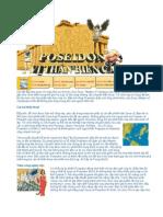 Giới thiệu về trò chơi Poseidon - Vị thần Biển cả