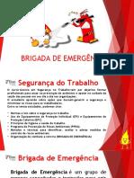 BRIGADA DE EMERGÊNCIA