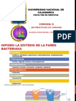 Cirg. II- antibioticos