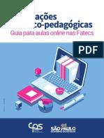 ORIENTAÇÕES-DIDÁTICO-PEDAGÓGICAS RECURSOS EDUCACIONAIS